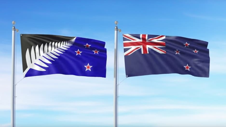 nz flag finalists - On the subject of good flag design