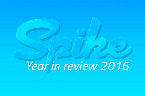 Spike-blog-2016-year-logo