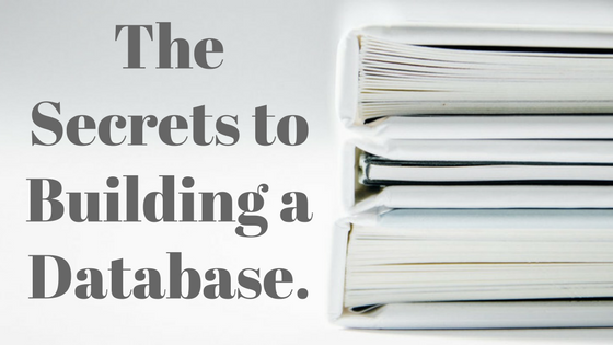 The secrets to building a database.