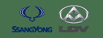 ssanyong ldv logo - SsangYong / LDV