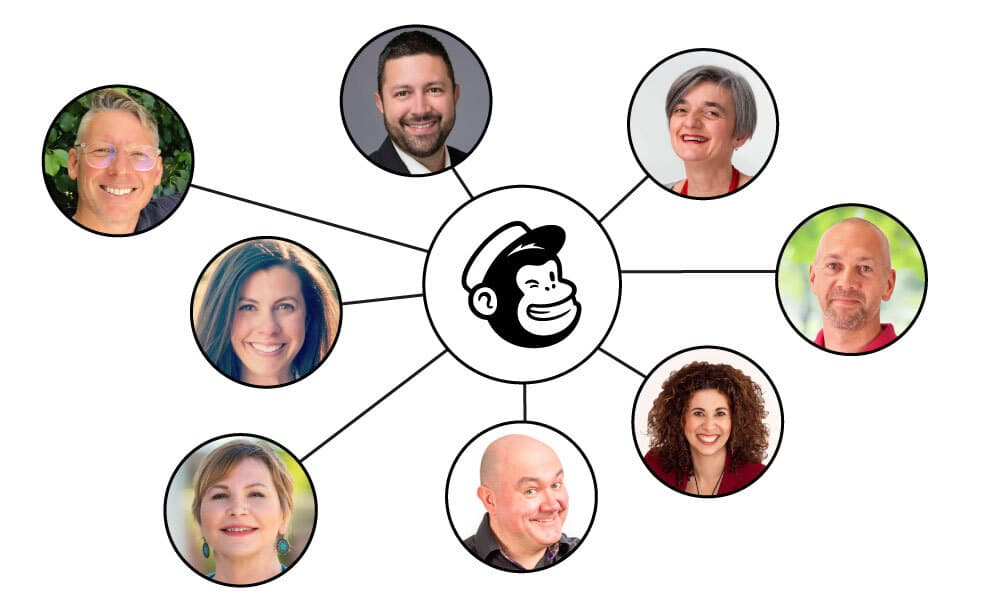 mailchimp partners hero - Who are the top email marketing influencers to follow on Twitter?